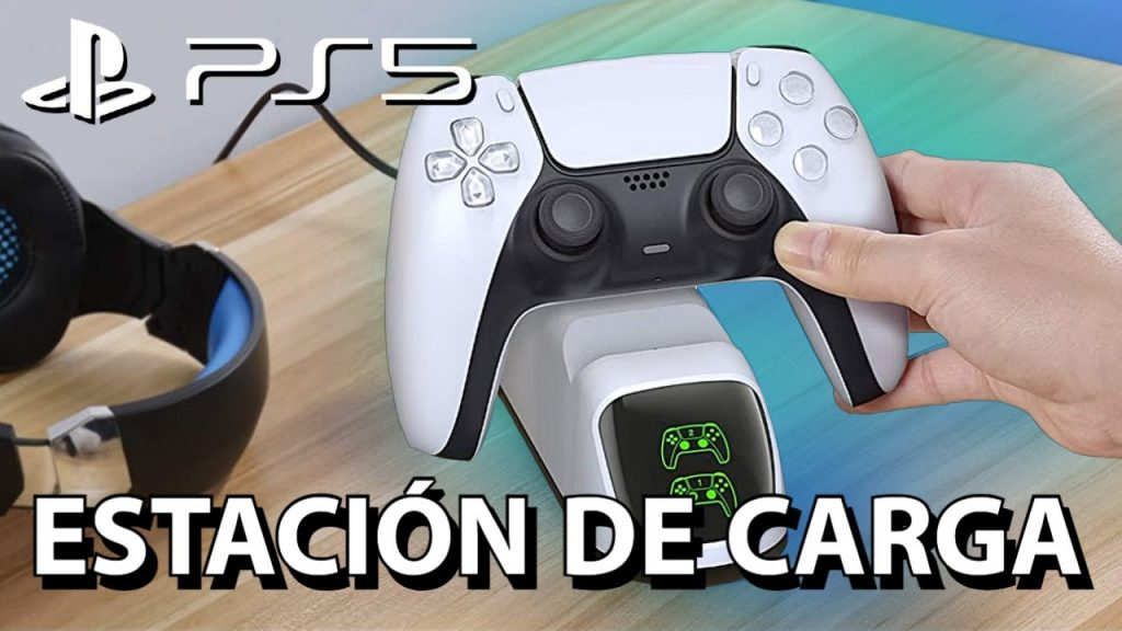 PS5 Charge station ESP