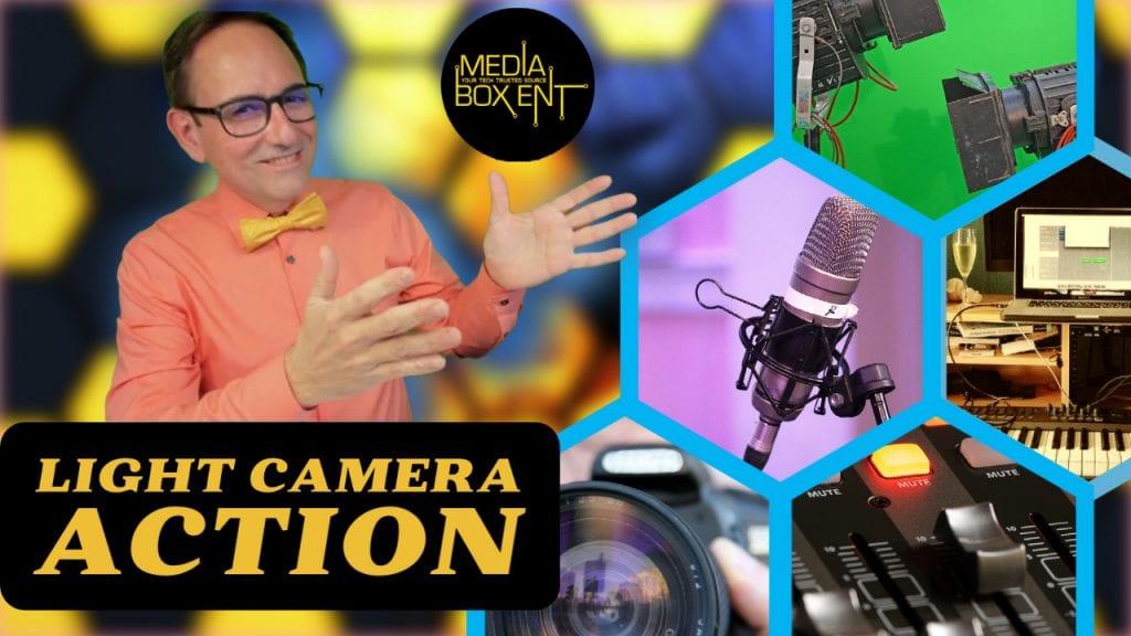 Live camara action