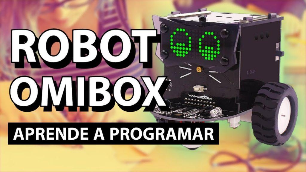 Kit OMIBOX compatible con UNO R3 y Scratch 3.0 – Reseña