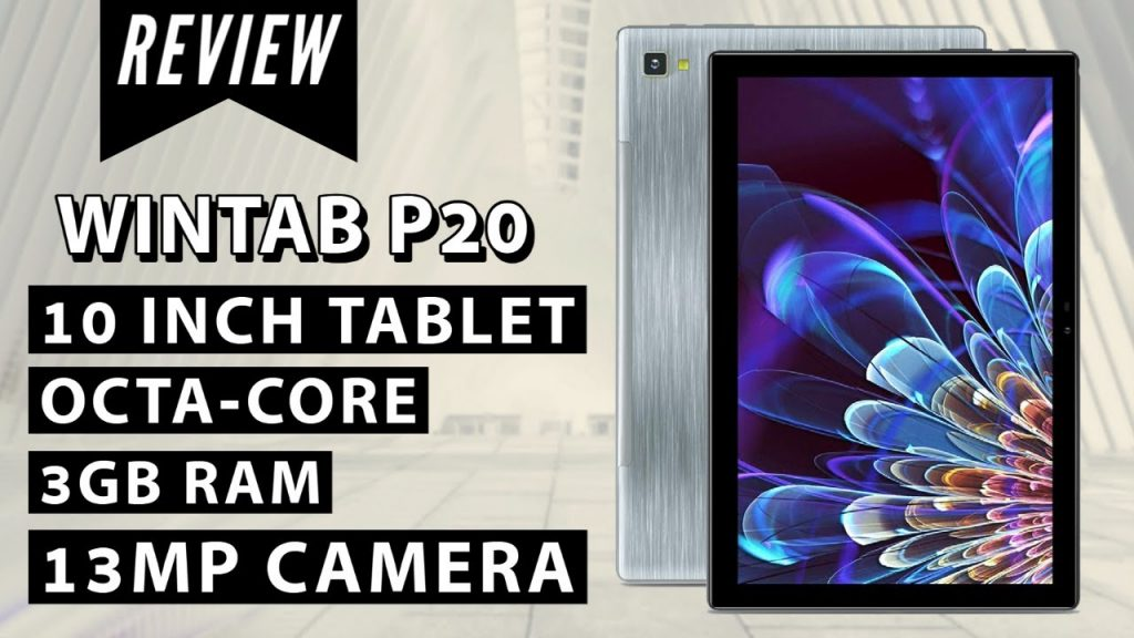10-inch octa-core processor tablet with Android 10   Review