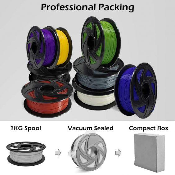 VOXELAB 3D Printer Filament pack