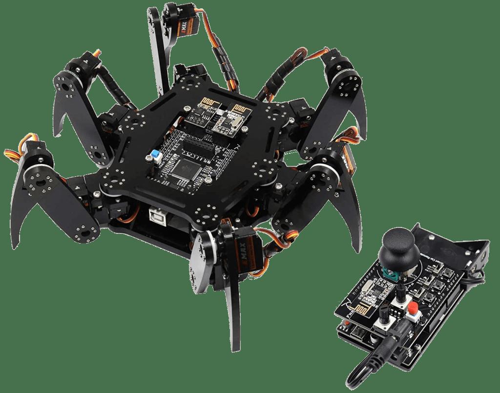 Freenove-Hexapod-Robot-Kit