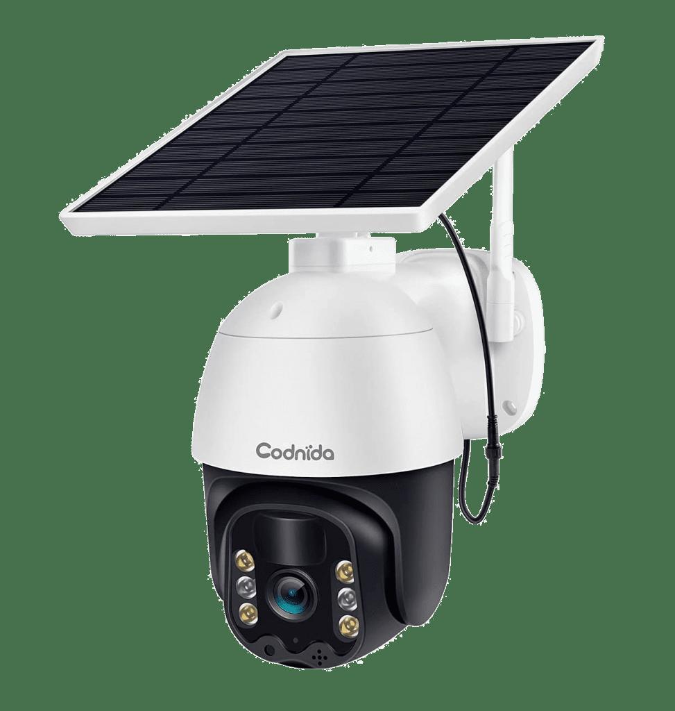 Solar Security Camera Outdoor codnida