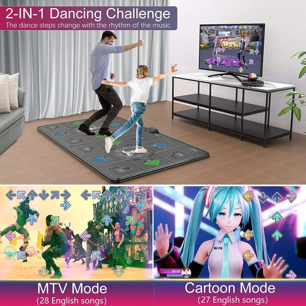 BLAVOR Electronic Dance Mats 2