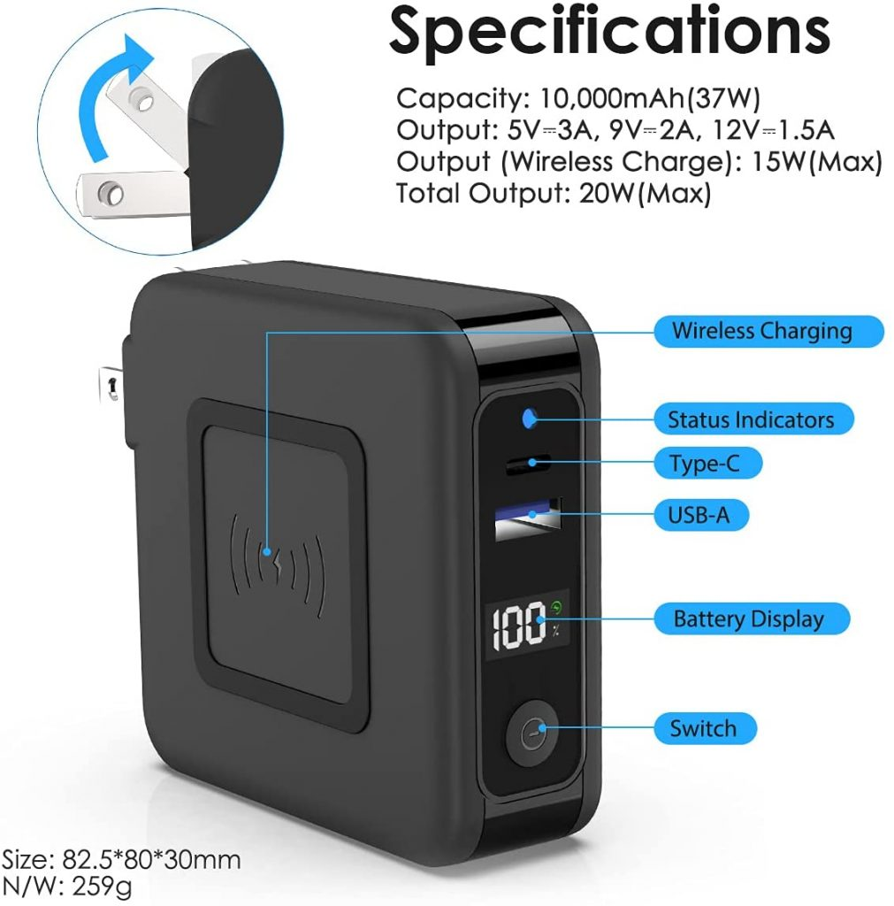 PATON-Portable-Charger-specifications