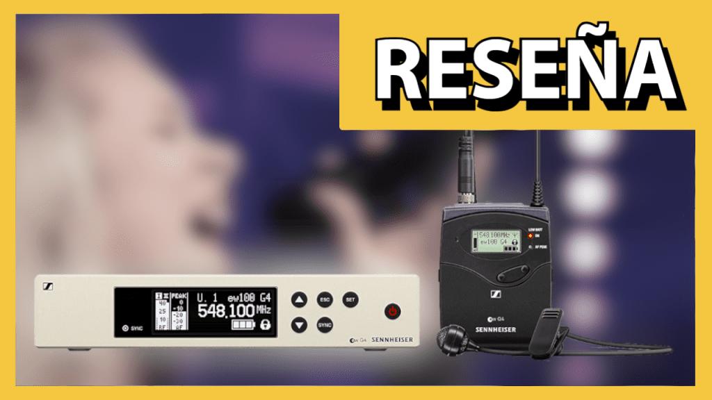 Sennheiser Pro Audio reseña