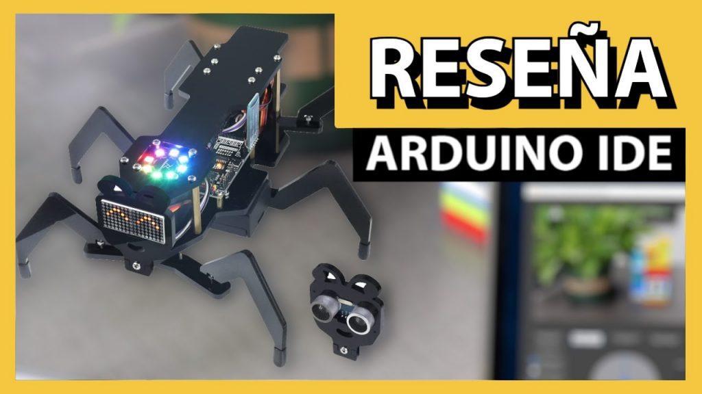 Robot Hormiga Compatible Con Arduino | Fácil de armar | RESEÑA