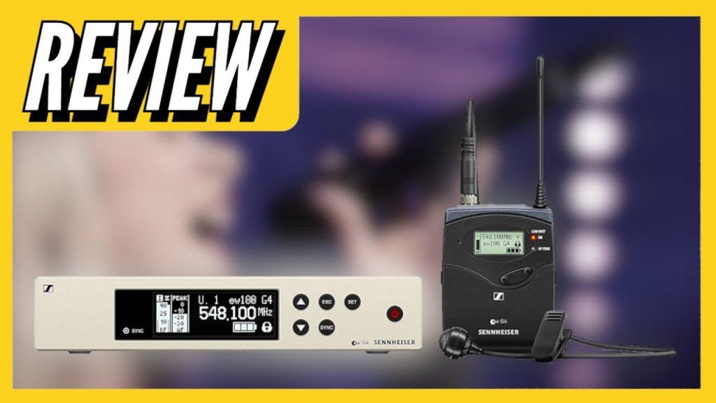 Sennheiser Pro Audio Sennheiser EW 100-ME4 LAB