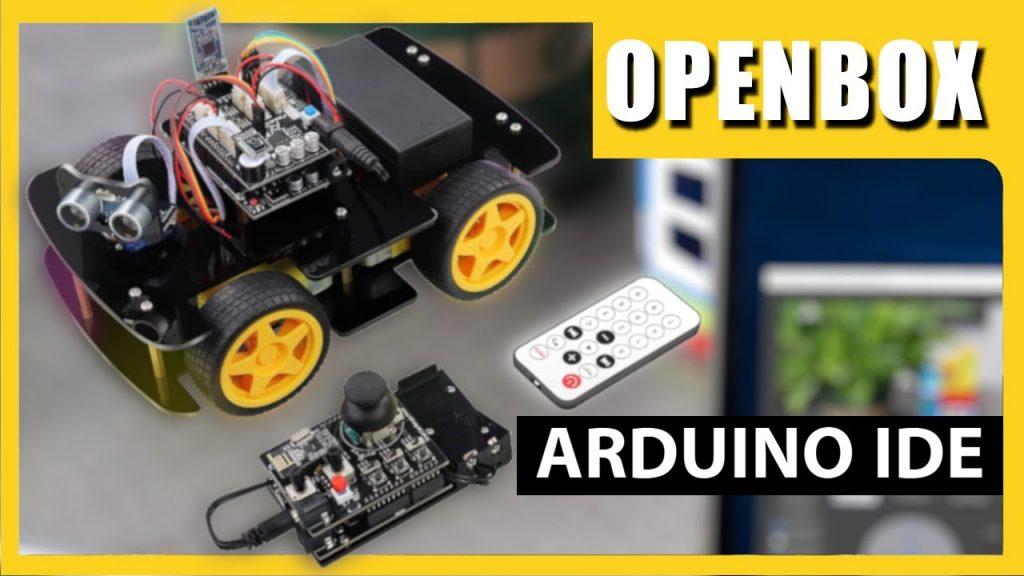 Coche Arduino a Control Remoto   COMPLETO   REVIEW