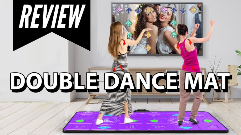Dance Mat for Kids and Adults | Wireless Controllers | REVIEW