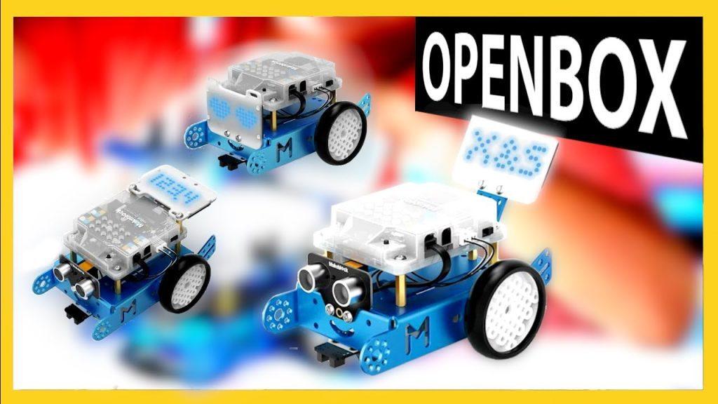 Kit de robot Arduino para principiantes | Nivel Inicial | OPENBOX