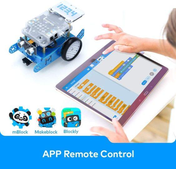 Makeblock Robot Kit app remote control
