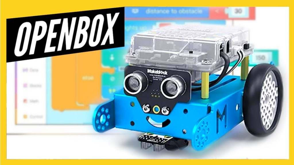 Robot kit for beginners with Scratch | Get started with Arduino | OPENBOX